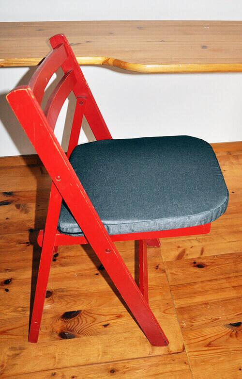coussin de si ge ergoform le dos agile. Black Bedroom Furniture Sets. Home Design Ideas