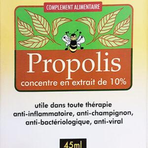 Propolis boite