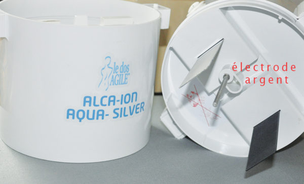IONISEUR_EAU_alcaion_electrode_argent