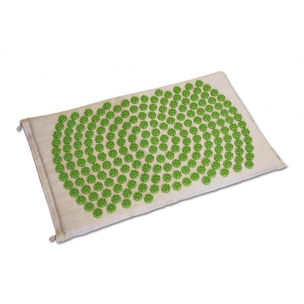 tapis d'accupression shantimat vert