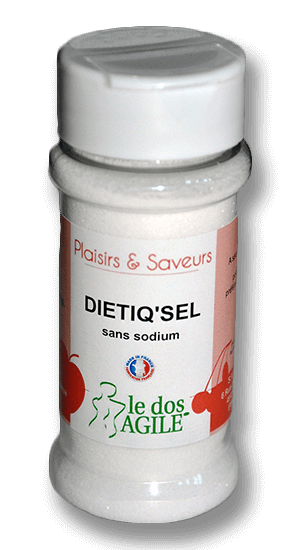 pot dietiq sel