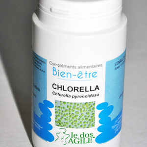 pot de Chlorella