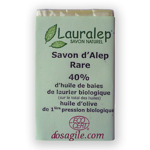 savon d'Alep pour psoriasis, eczéma et acné
