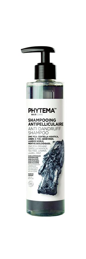shampoing antipelliculaire biologique doux