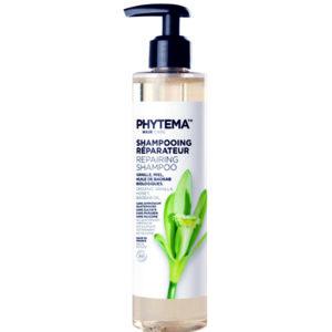 shampoing biologique pour cheveux secs