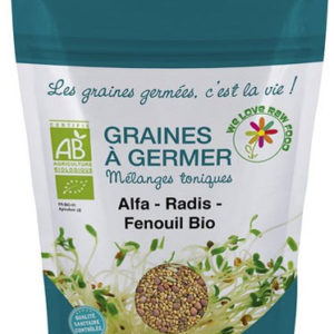 graines à germer bio