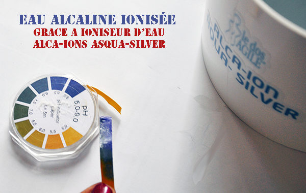 pH eau alcaline
